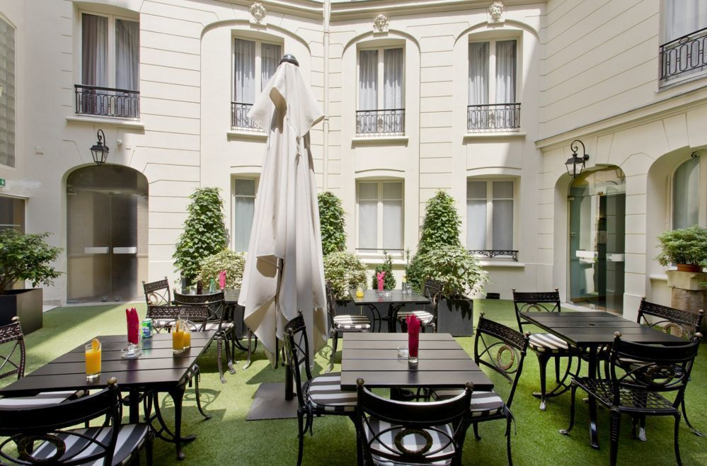 Hotel Elysees Union® Paris - Offizielle Seite - BEST RATE GARANTIE